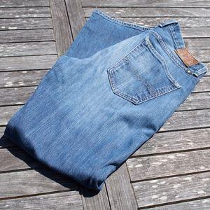 Lucky Brand 221 Slim Straight Jeans 33 32